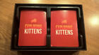 Exploding Kittens Card Game - Family&Friendly Party Games For Adult Teens & Kids