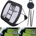 Golf Net Practice Chipping Putting Mats Drive Training Tools Target UK 2 Colour