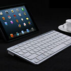 Portable bluetooth 3.0 Ultra-thin Wireless Keyboard For Ipad Laptop Universal  i