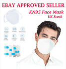 1/2/5pcs KN95 Face Mask Surgical Hygienic Cover Virus Protection UK Stock