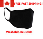 Cloth Reusable Cotton Face Mask -DUST PROOF- WASHABLE - Mouth Mask - REUSABLE <br/> COTTON Canadian Shipping *FAST and FREE* ~High Quality~