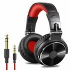 OneOdio Over Ear Headphones for Studio Monitoring & Mixing Wired Bass New