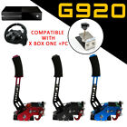 G920 Handbrake Compatible With XBOX ONE PC For Simracing Game Sim Rig with Clamp
