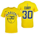 Nike NBA Youth Golden State Warriors Curry #30 Hardwood Classics Dry Fit Tee on eBay