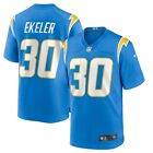 Los Angeles Chargers Austin Ekeler #30 Nike 2020 NEW *ALL COLORS* Game Jersey $199.99 USD on eBay