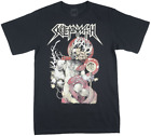 Skeletonwitch Serpents Unleashed T-Shirt Extreme Metal Band Black S-3XL image