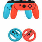 Nintendo Switch Accessories Racing Steering Wheel With Handle Joy-Con Controller