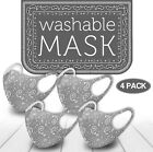 StoreInventory4pk new colors! face mask paisley reusable washable protection cover breathable