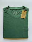 J Crew Pocket T-Shirt (NWT) Pine Green, Garment Dyed, UP TO 67% OFF MSRP image