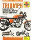 Triumph Bonneville, T100, Speedmaster, America, Thruxton & Scrambler '01 to '… $69.95 USD on eBay