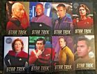 Dave and Buster's Star Trek Captains Coin Pusher Cards  on eBay