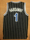 THROWBACK #1 Penny Hardaway Orlando Magic NBA Men's Sewn Jersey Color BLACK on eBay