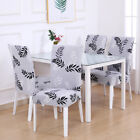 Elastic Spandex Dining Chair Covers Slipcover Washable Wedding Banquet Decor US