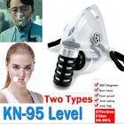 Reusable Face Mask Anti-droplets Respirator/separate Nose Mouth Mask 10p Filter