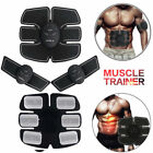Rechargeable ABS Simulator EMS Training Smart Body Abdominal Muscle Exerciser image