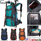 40l 50l 60l Waterproof Outdoor Camping Hiking Mountaineering Backpack Travel Bag