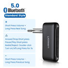 Ugreen Bluetooth 5.0 Receiver aptX 3.5mm AUX Wireless Car Audio Adapter for Home