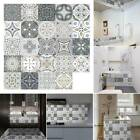 Geometry Mosaic Decal Self-adhesive Vinyl Removable Tile Wall Sticker Home Decor