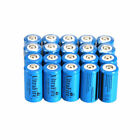 16340 Battery 1800mAh CR123A Rechargeable 3.7V Li-ion Batteries Cell Charger Lot