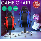 Gaming Chair Office Executive Computer Game Chairs Seating Racing Recliner