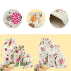 Floral wedding supplies burlap drawstring gift jewelry bag sachet storage bag