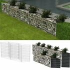 Gabion Basket/Planter/Raised Vegetable Bed Steel Fence Panel Barrier Stone Cage