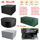 Waterproof Garden Patio Furniture Cover Covers Fr Rattan Table Cube Seat Outdoor