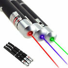 900Miles Red Green Blue Purple Laser Pointer Pen Teaching Portable Lazer Cat Toy