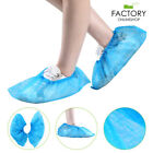 2/10/50/100 PCS Disposable Shoe Boot Covers Fabric Overshoes Anti Slip Protector