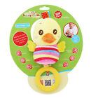 Doll Rattle Ring Bell Appease Hand Bells Animal Cartoon Washable Baby Toys LI
