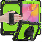 For Samsung Galaxy Tab A 8.0'' SM-T290 Shockproof Stand Case Strap Protect Cover