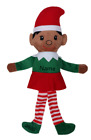 African American Personalized Christmas Elf Christmas Elves Name and Year