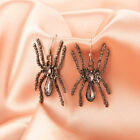 Gothic Halloween Ghost Spider Skull Earrings Female Horrified Funny Eardrop