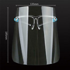 Kyпить 10 PACK Safety Face Shield Guard Mask Protection With Glasses Reusable Anti Fog на еВаy.соm