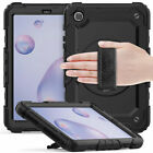 """For Samsung Galaxy Tab A 8.0"""" 8.4"""" 10.1"""" Shockproof Stand Case Screen Protector"""