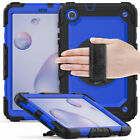 "For Samsung Galaxy Tab A 8.0"" 8.4"" 10.1"" Shockproof Stand Case Screen Protector"