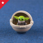 Baby Yoda Star Wars The Mandalorian Mini Action Figure Jedi Master kids toy gift