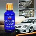 30ml Car Headlight Repair Coating Refurbishment Agent Repair Kits