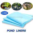 33X13Ft Fish Pond Liner Outdoor Skin Garden HDPE Membrane Landscaping 6 Sizes