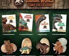 Jurassic World Camp Cretaceous McDonald's Happy Meal Toys Pick Your Toy!