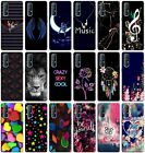 Custodia cover back case in TPU morbida per OPPO REALME 7 / 7 PRO fantasia N1