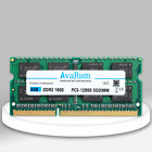 8GB 16GB DDR3L 1600MHz Sodimm Laptop PC3L-12800 Memory RAM 204-Pin 1.35V AVARUM