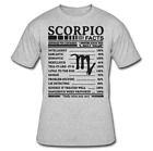 New Zodiac Nutrition Facts Unisex Astrology Signs Available Birthday T-Shirt