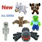 Minecraft Plush Toys 6 to 18 Inches Long FAST USA SHIPPING