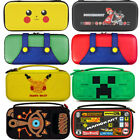 For Nintendo Switch Case Hard Mario Pokemon Protect Carry Game Storage Travel