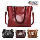 Women Bag Satchel Hobo Top Handle Tote Shoulder Purse Leather Crossbody Handbag
