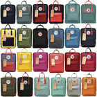 Unisex Fjallraven Kanken Backpack Travel spalla scuola borse 7L/16L/20L Xmas IT