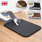 Double Layer Cat Litter Mat Waterproof Urine Proof Trapper Mat For Litter Boxes