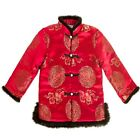 Winter Outerwear Children Coat Tang Suit For Baby Boy Chinese Clothes Outfits