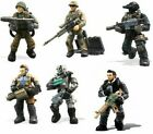 MEGA CONSTRUX CALL OF DUTY mini figures CDU - CHOICE OF 5 CHARACTERS